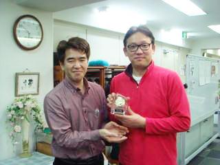 【2012最強位獲っちゃたよ~!!】記念麻雀大会