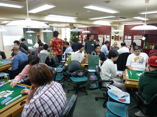 GPC:東京リーグ第8節