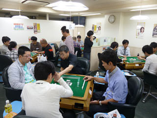 GPC:東京リーグ第7節