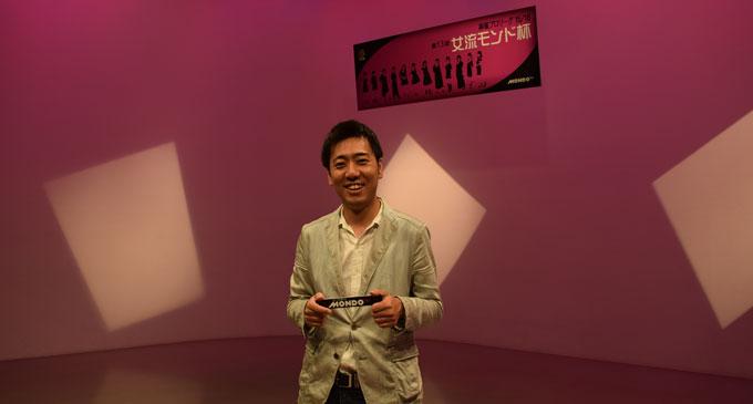 マージャンで生きる人たち 第3回 ターナージャパン株式会社 制作部 プロデューサー 上島大右 「好きなことを仕事にしようと考えるより、自分の仕事を好きになる努力するほうがいい」