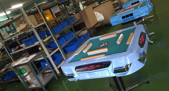女子麻雀サークルMAGNET 麻雀卓工場見学に行ってきました!