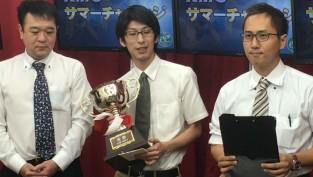 アスリート山下達也が優勝/RMU第1回サマーチャレンジ