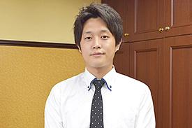 田代航太郎さん写真