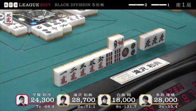 RTDリーグ2017_BLACK_第1節5-6回戦_8_R