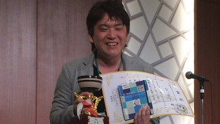 関西リーグ代表・タッチーさんが優勝/GPCグランドチャンピオンカップ