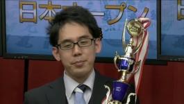 渋川難波が初優勝/第15回日本オープン