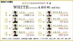 aRTDリーグ2017_WHITE_第9節49-50回戦_1