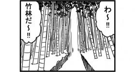 第868話 女流雀士と竹林